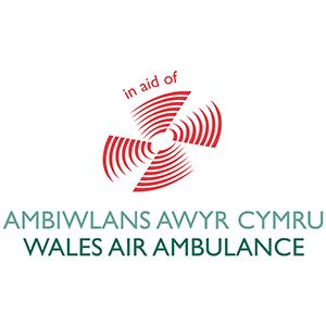 Cennydd Williams (Wales Air Ambulance)
