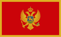Montenegro Flag